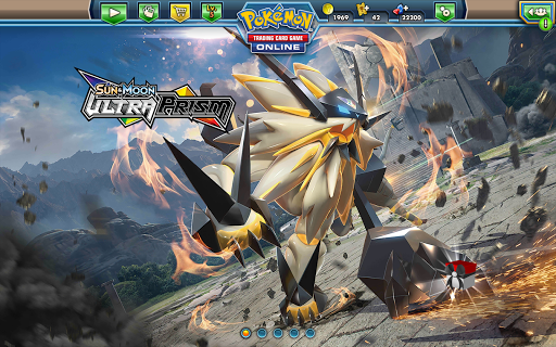 Pokémon TCG Online screenshot 1