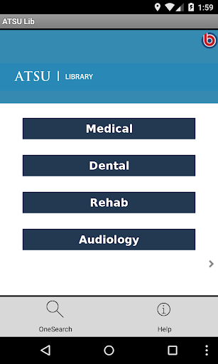 ATSU Library