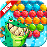 Pet Dragon Bubble Shooter 2018