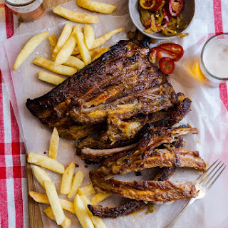Sweet and Sour Tequila Ribs