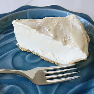 Whipped Key Lime Pie.