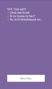 Bancuri screenshot 1