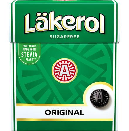 Läkerol original 1-pack