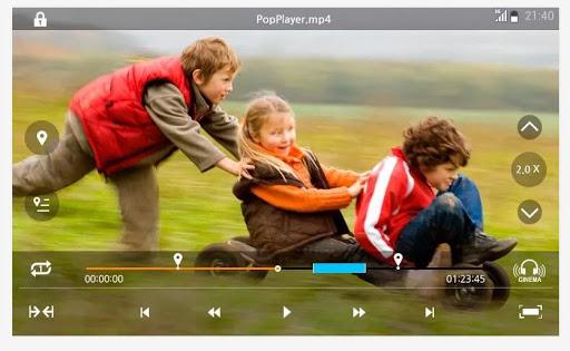 PopPlayer-Full HD Media Player screenshot 4