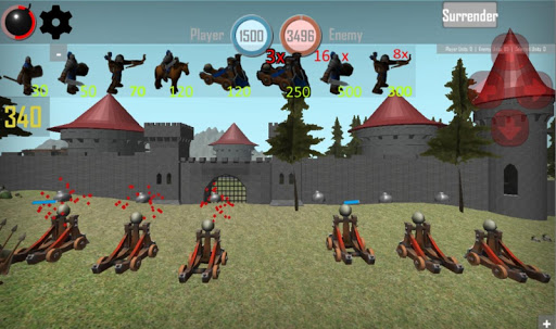 MEDIEVAL BATTLE: EUROPEAN WARS 2.0 screenshots 4