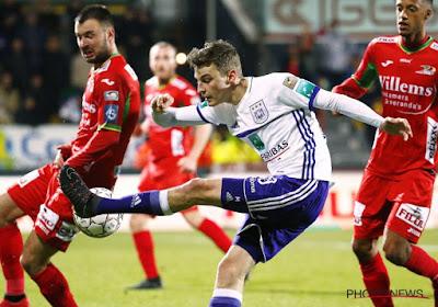 """Héél de spelersgroep van Anderlecht krijgt weer uithaal, behalve Gerkens: """"Hij was een openbaring voor mij!"""""""