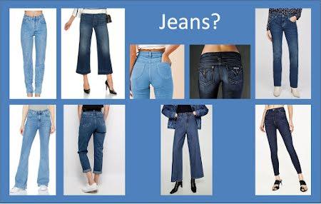 De perfecte jeans is een basisitem!