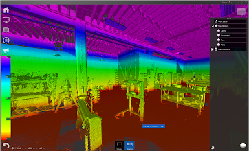 Photo: Edit and prepare point clouds with ease in ReCap