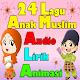 Lagu Anak Muslim Terbaik - Taman Edukasi Download on Windows