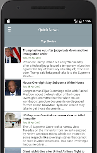 U.S. QuickNews- screenshot thumbnail
