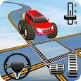 Impossible Driving Prado Stunts: Prado Games