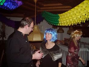 Photo: Sylvesterparty: Gudrun und Frank