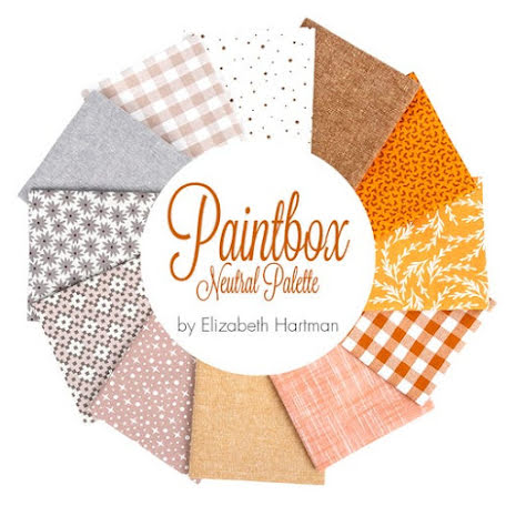 LayerCake Paintbox Elizabeth Hartman Neutral Palette (16390)