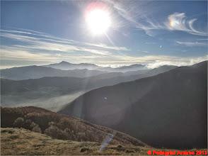 Photo: IMG_3975 Cimone e sole dal 607 verso il Ravino