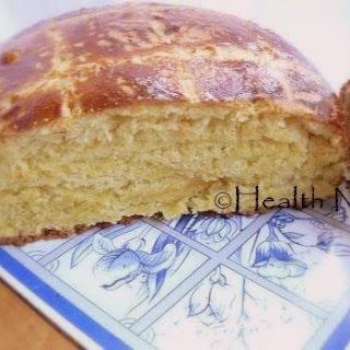 Rosa's Cuchaule (Lighty sweet Saffron Bread)- Yummy Yum!