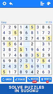 Sudoku Free – Classic Puzzle Brain Out Games 2