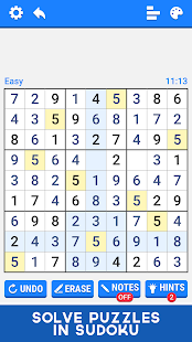 Sudoku Free - Classic Puzzle Brain Out Games