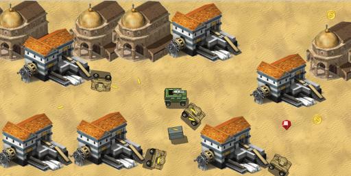 Tank War in Iraq