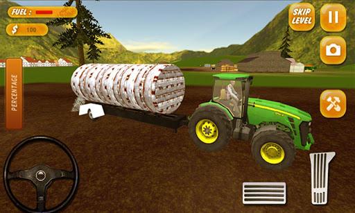無料模拟Appのトラクター農業シミュレータ2017|HotApp4Game