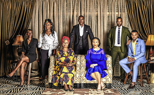 Imbewu: The Seed, which makes its debut tonight on e.tv, features some of the big names in the industry.