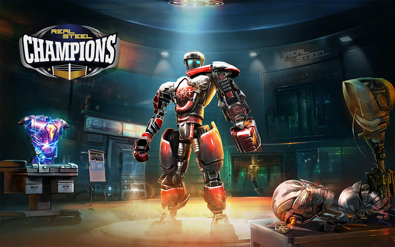 Real Steel Boxing Champions Screenshot 16