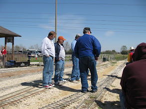 Photo: Randy Akin, Rick Pike, Dwight Rogers, and Richard Osborn.   HALS 2009-0228