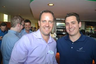 Photo: Andrew Douma and Joe Del Valle
