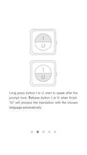 IU - Instant bidirectional translating assistant - náhled