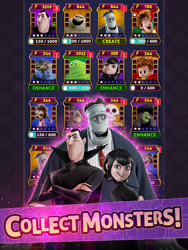 Hotel Transylvania: Monsters! - Puzzle Action Game 1.6.2 screenshots 8