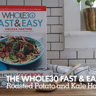 Roasted Potato and Kale Hash with Eggs Recipe