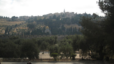 Photo: Mt. of Olives