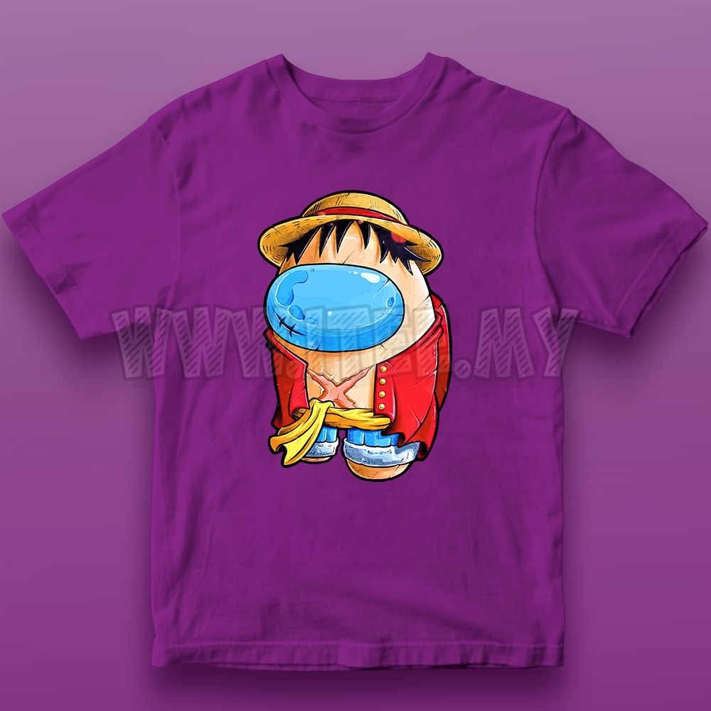 Monkey D. Luffy Straw Hat  One Piece Among Us Impostor 17