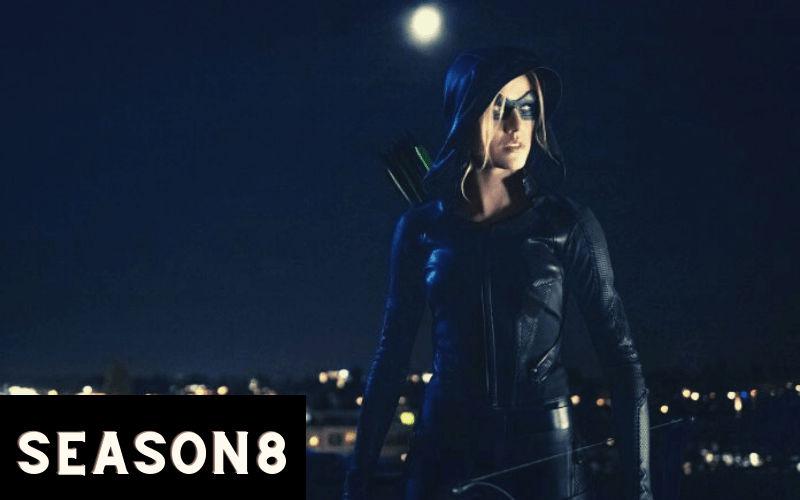 Index of Arrow Season 8