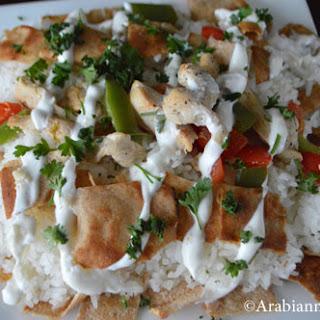 Chicken Shawarma Fatta