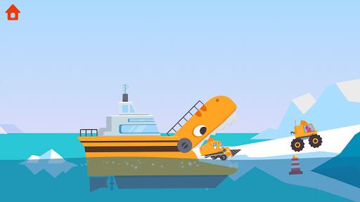 Dinosaur Ocean Explorer - Sea Exploration Games 1.0.2 screenshots 9