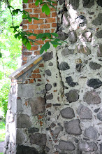 Photo: Risse im Mauerwerk Kraase