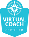 virtual Coach certified badge