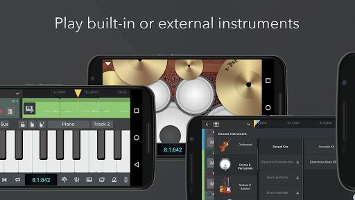 n-Track Studio Music DAW 9.1.3 4