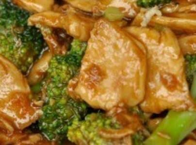 Stir Fry Broccoli Chicken Recipe