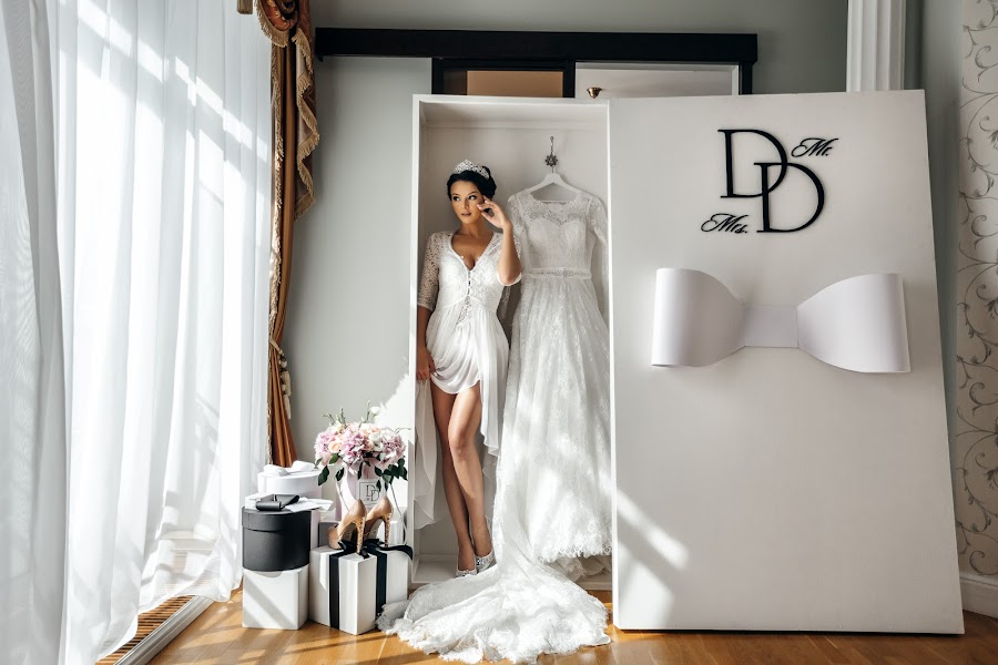 Fotograful de nuntă Aleksey Kitov (AKitov). Fotografia din 20.09.2016