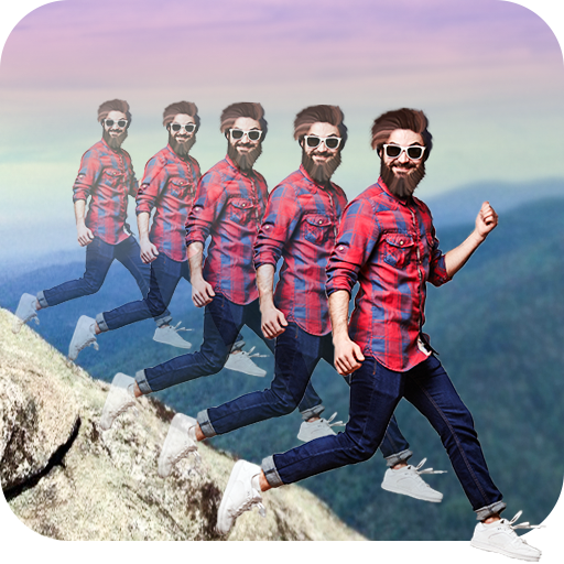 Crazy Magic Mirror Effect : Echo Effect