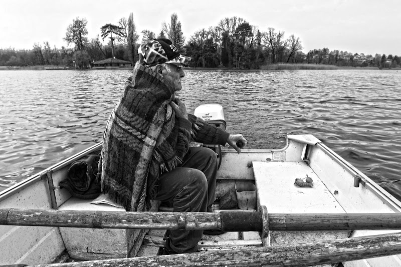 L'ultimo pescatore di Photobyas Paolo Biasibetti