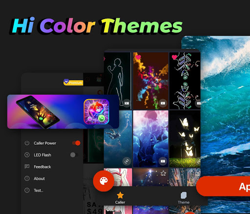 Hi Color Themes screenshot 1