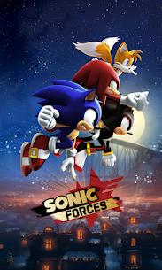 Sonic Forces Apk Mod God Mod 1