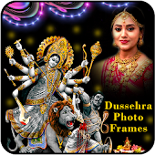 Dussehra Photo Frames HD