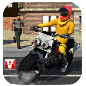 Bike Prison Break: City Police for PC and MAC