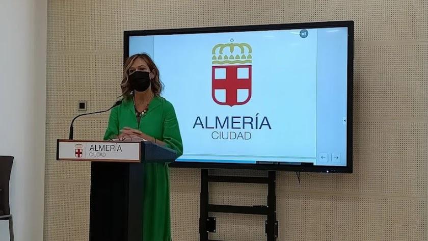 Ana Martínez Labella, concejal de Urbanismo del Ayuntamiento de Almería