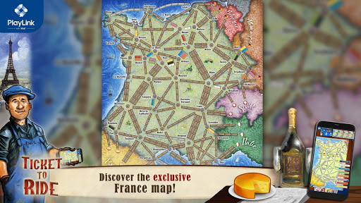 Ticket to Ride for PlayLink 2.5.10-5847-64a9d8c2 screenshots 5