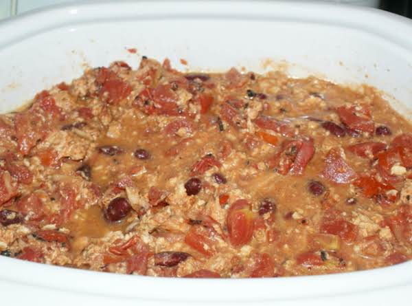 Slow Cooker Chicken Chili Recipe