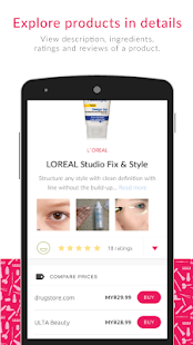 Favful: Virtual Beauty Advisor- screenshot thumbnail